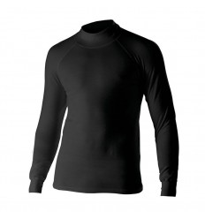Camiseta Interior Biotex Technotrans Manga Larga Negra