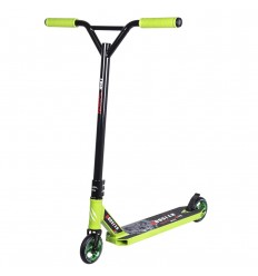 Scooter Bestial Wolf Booster B12 Verde