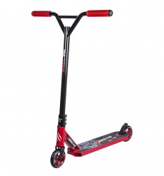 Scooter Bestial Wolf Booster B12 Rojo