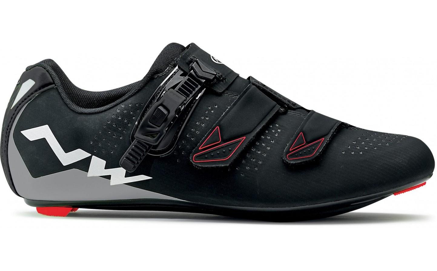 mejor diseño elegante imágenes detalladas Zapatillas Northwave Carretera PHANTOM 2 SRS Negro