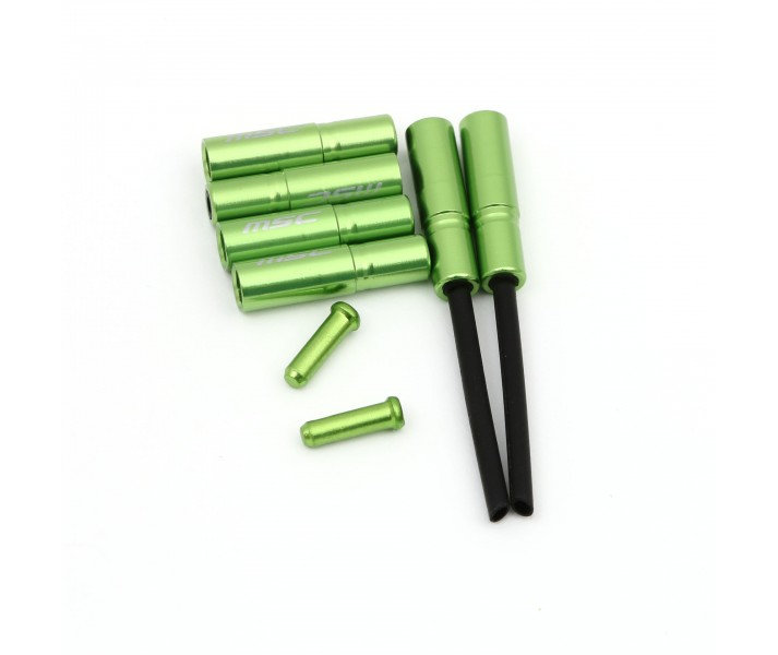 Kit Topes Freno Alu Verde
