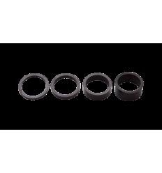 Espaciador Pro Carbon Ud 1-1/8' 3,5,10,15mm