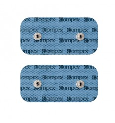 Electrodos Compex Performance EasySnap 5x10 bolsa 2 ud.