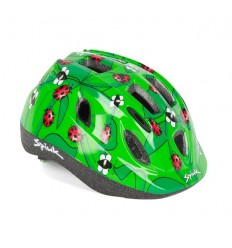 Casco Spiuk Kids Jungle Verde Azul