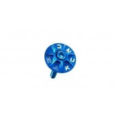 Tapa dirección KCNC Radiant-Kit 1-1/8 Azul