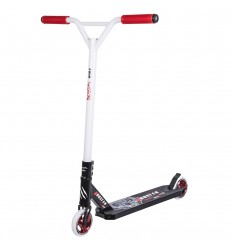 Scooter Bestial Wolf Booster B12 Negro