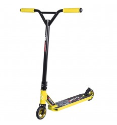 Scooter Bestial Wolf Booster B12 Amarillo