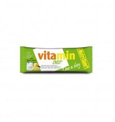 Caja de Barritas vitaminada Nutrisport sabor yogur-limón 20 Unidades
