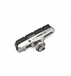 Kit 2 Portazapatas Swissstop Flash Pro Negro Aluminio