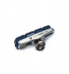 Kit 2 Portazapatas Swissstop Organicas Flash Pro Azul Aluminio