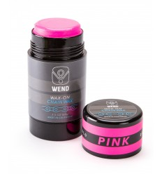 Roll-on de Cera WEND Wax-On color Rosa 80ml