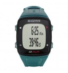 Reloj + Gps Sigma Id.Run Verde