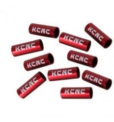 Tope Funda KCNC Freno 5MM Rojo |KCCA009RO|