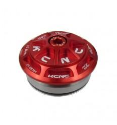 Dirección KCNC RADIANT-1, 11/8' integrada 41mm rojo |KCDIR1TRJUN|