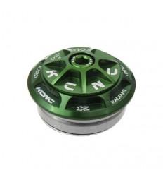 Dirección KCNC RADIANT-1, 11/8' integrada 41mm verde |KCDIR1TVDUN|