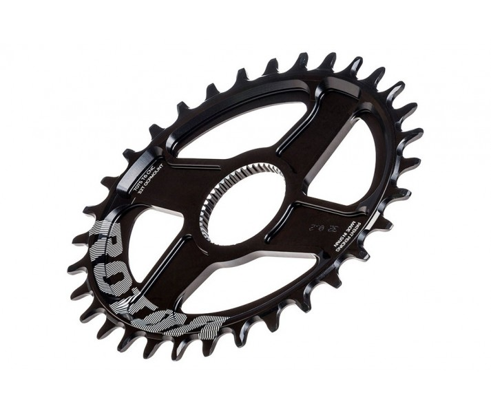 Plato Mtb Rotor Q-Ring Direct Mount Negro