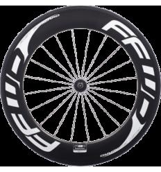 Juego ruedas FFWD F9R WHITE 90mm tubular carbono blancas