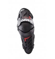 Rodilleras LEATT Dual Axis Negro/Rojo |LB5017010181| Pareja