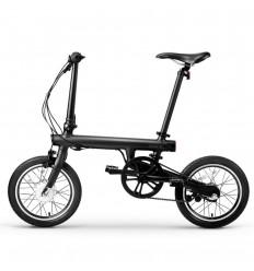 Bicicleta Xiaomi Eléctrica plegable Qicycle Negro
