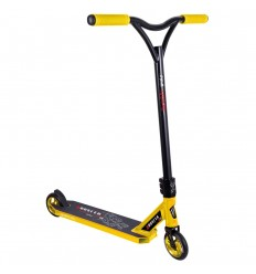 Patinete Bestial Wolf Booster B16 Amarillo