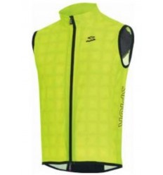 Chaleco Spiuk Top Ten Amarillo Fluor