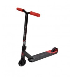 Patinete Madd Stunt Scooter Carve Rookie Negro/Rojo