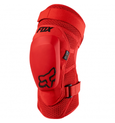Rodillera Fox Launch Pro D3O Knee Guard Rojo |18493-003|