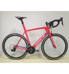 Bicicleta BH G6 PRO 105 11v L50CF7 Limited Edition Rojo-Azul