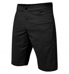 Shorts Fox Ranger Utility Negro 25131-001 