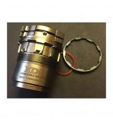 Núcleo Compatible con Sram XD/XDR para Rodillos Saris H3