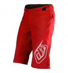 Shorts Troy Lee Sprint Rojo