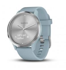 Reloj Garmin vívomove HR plata/azul cielo
