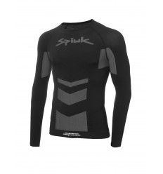 Camiseta Spiuk Top Ten Negro