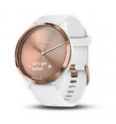 Reloj Garmin vívomove HR Blanco/Rosa