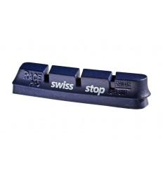 Kit 4 zapatas swissstop race pro bxp para campagnolo 10-12v llantas de aluminio