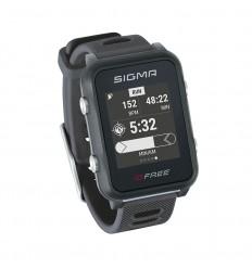 Reloj + Gps Sigma Id.Free Gris