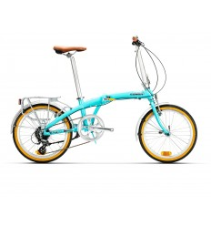 Bicicleta Plegable CONOR AUTUMN 2020