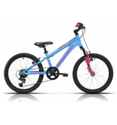 Bicicleta Megamo 20' Open Junior Suspensión Girl 2020
