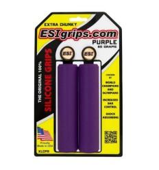 Puños Mtb EsiGrips Extra Chunky Violeta | XLCPR|