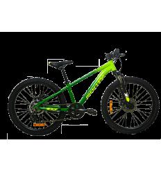 Bicicleta Infantil Monty KX7 Disc 24' Monoplato 2020