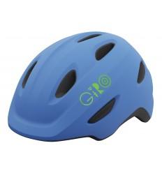 Casco Junior Giro Scamp Azul