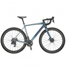 Bicicleta Scott Addict Gravel 10 2021