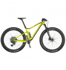 Bicicleta Scott Spark Rc 900 World Cup Axs 2021