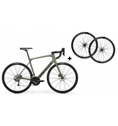 Bicicleta Merida Scultura Endurance 5000 2021 + Ruedas FFWD RYOT44