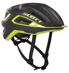 Casco MTB Scott Arx Plus Negro/Amarillo
