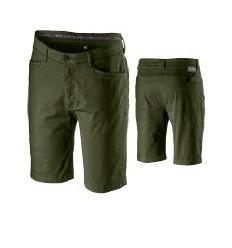 Short Castelli VG 5 Pocket Verde