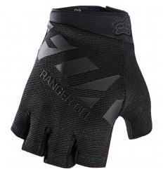Guantes Fox Ranger Gel Short Gloves Negro
