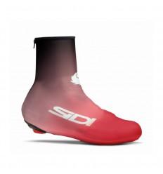 Cubrezapatillas Sidi Negro/Rojo Fluor