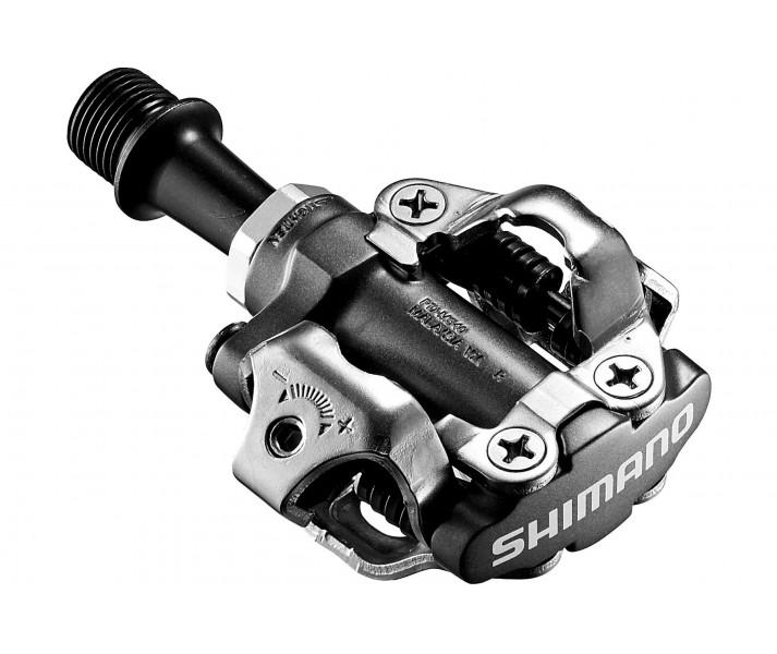 Pedales Shimano M-540 SPD Negro