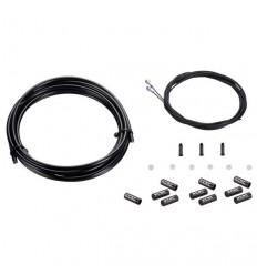 Kit Cable Cambio KCNC incl Fund-Top. 4mm 1UNI Negro |KCCABCMK1NGUN|